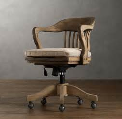 wood office chair best 25 vintage office chair ideas on office