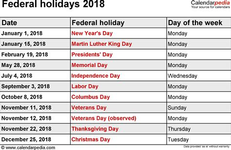 march calendar with holidays beautiful january 2018 calendar