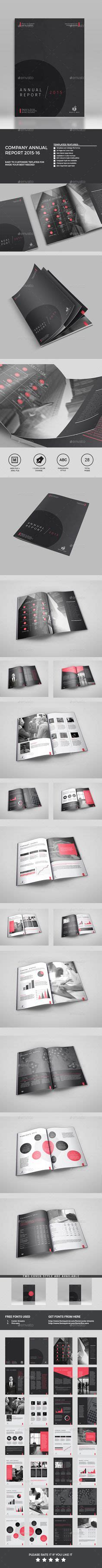 Https Graphicriver Net Item Divided Annual Report Template 13185075 Flat Product Catalog Brochure A Well Flats And Color