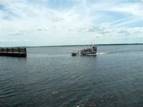quiet airboat approach youtube - Quiet Airboat Propellers