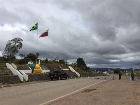 imagenes brasil venezuela g1 venezuela reabre fronteira com o brasil para