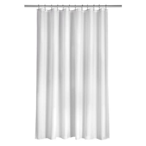 heavy white curtains croydex white polyester show curtain heavy pattern 3000mm