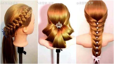 amazing hairstyles hacks 10 amazing hairstyles tutorials life hacks for girls