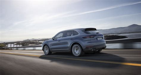 porsche new all new 2019 porsche cayenne arrives lighter faster