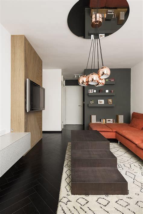 designboom apartment studio alexander fehre optimizes a small 45 square meter