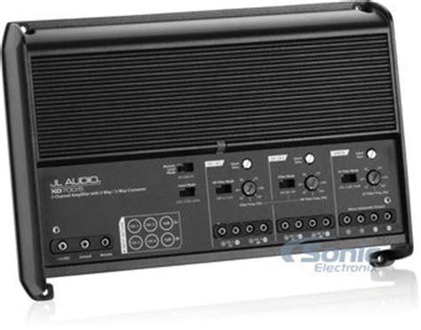 700 series t8 ls discontinued refurbished jl audio xd700 5 xd700 5 5 channel class d