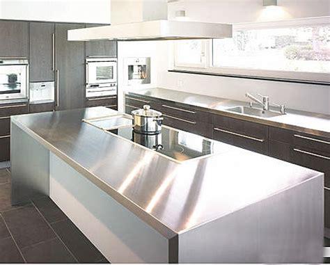cuisine plan de travail inox plan de travail cuisine en inox plan travail cuisine