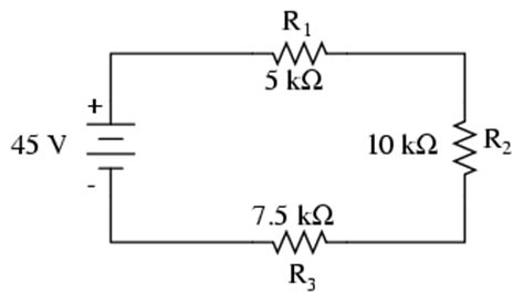 simple resistor divider circuit electric circuit divider circuits and kirchhoff s laws
