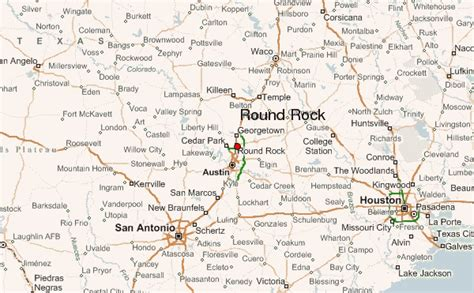 where is rock texas on the map gu 237 a urbano de rock
