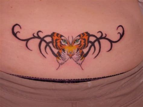 tiger butterfly tattoo tiger butterfly design meaning images