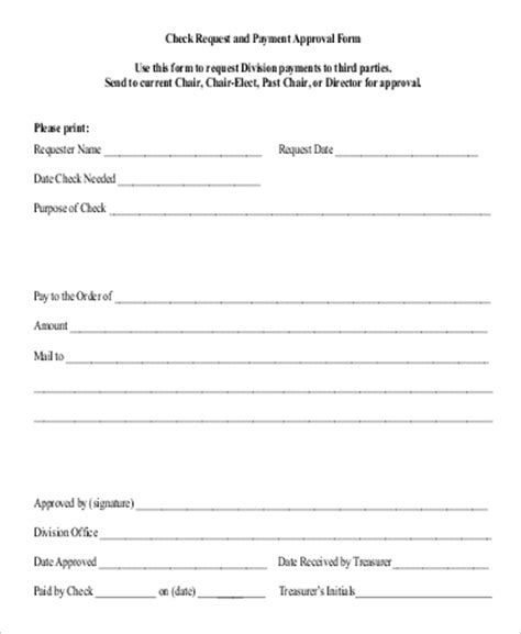 check request template word sle check request form 9 exles in word pdf