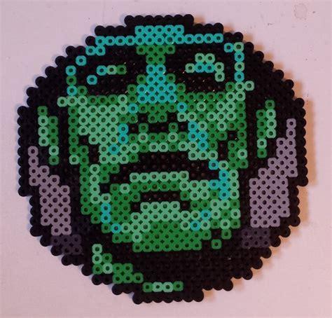 Make A Frankenstein Flag 365 Days Of Crafts Inspiration - 269 best images about perler crafts horror on