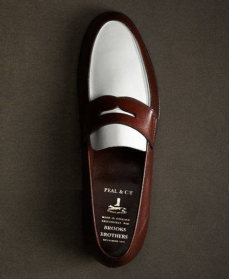 Headway Great Brown Footwear the great gatsby collection white and brown spectator loafer brothers s shoes