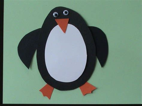 penguin crafts penguin craft preschool