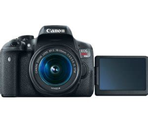 Canon Eos 750d Only Distributor canon eos 750d price in malaysia specs technave