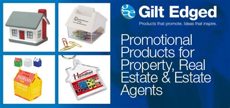 Real Estate Marketing Giveaways - blog promotional products for property real estate estate agents