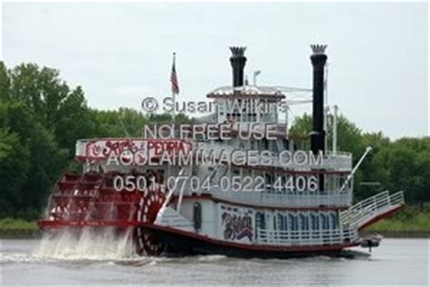 boat driving wheel stern driving paddle wheel boat clipart stock