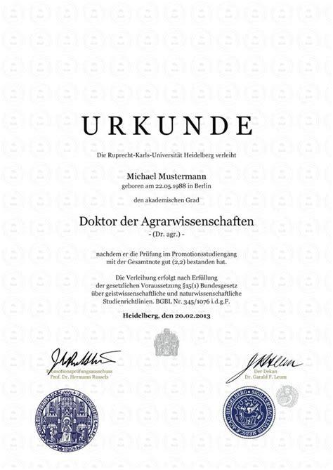Bewerbung Anlagen Urkunde Oder Zeugnis 1000 Ideas About Dr Titel On Oder Schoen And