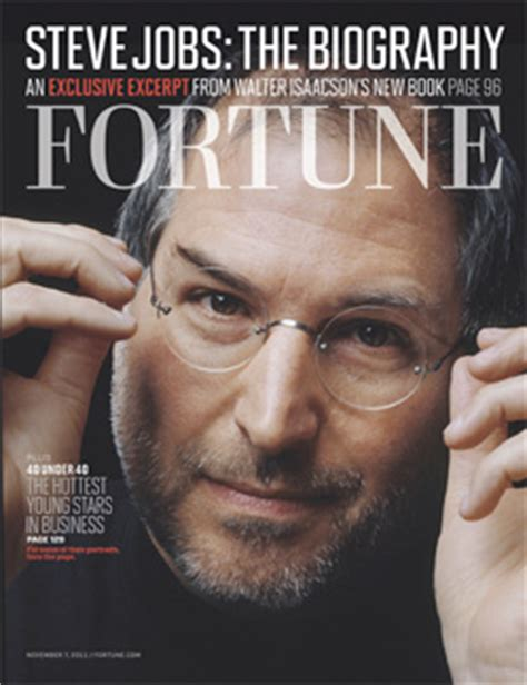 biography of steve jobs fortune to run excerpt from steve jobs biography the mac
