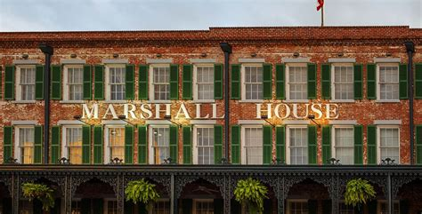 the marshall house photos
