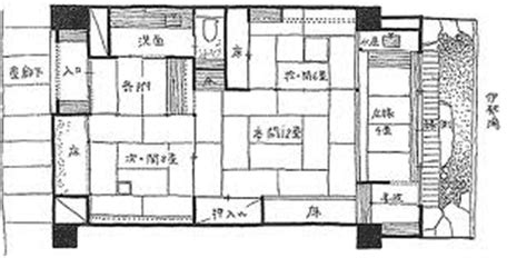 traditional japanese house floor plans traditional house floor plans and floor plans on pinterest