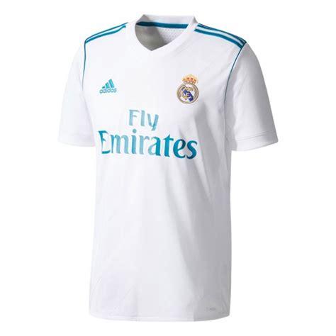 Jersey Real Madrid Home New 2017 2018 1 Set Celana Kaos Kaki real madrid home kroos jersey 2017 2018 official printing
