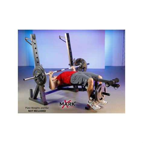 xmark international olympic weight bench xmark xm 4424 1 international olympic weight bench