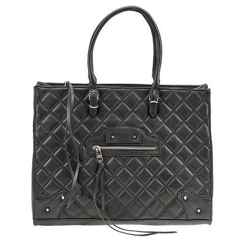 Steve Madden Quilted Bag by Steve Madden Bzinnia Quilted Tote Bag Out Of Stock