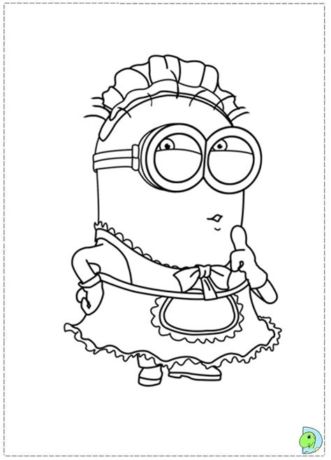 Despicable Me 2 Coloring Page Dinokids Org Despicable Me Minions Coloring Pages