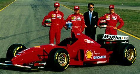 Ferrari F1 History by Scuderia Ferrari 1996 By F1 History On Deviantart