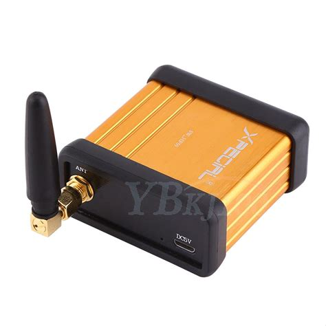 Bluetooth Audio Receiver 3 5mm wireless bluetooth audio receiver hi fi stereo box adapter