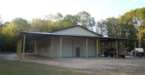 barnlivingpolequarterwithmetalbuildings  pole barn prices houses plans designs