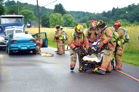 Lu Emergency Neon emergency responders stage mock exercise news sports