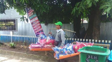 Kasur Palembang Yogyakarta jualan kasur oyo bisa keliling indonesia tribunnews