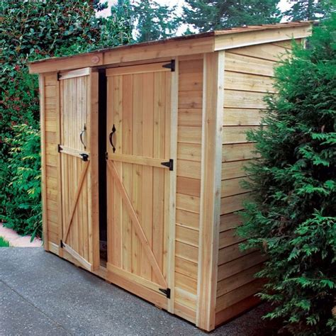 Wooden Garden Sheds by 5 Favorites Wooden Garden Sheds Gardenista