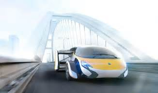 the new flying car aeromobil to unveil new flying car model available for