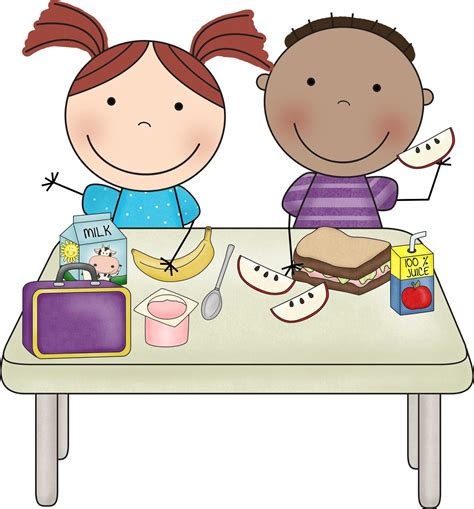 painting preschool free kindergarten lunch clipart clipartix