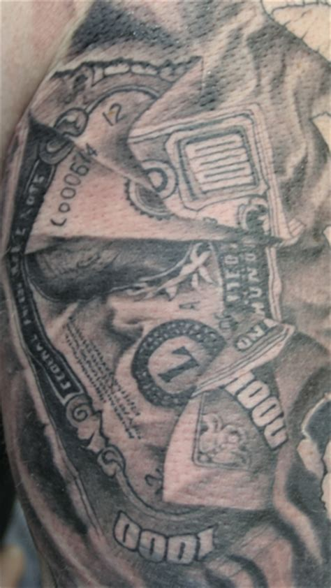 burning money tattoos designs burning money by paintedpeople on deviantart