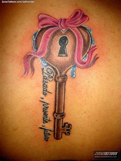 imagenes de tatuajes de llaves tatuaje de llaves lazos