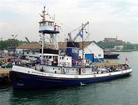 tugboat sarnia tug work boat photo gallery