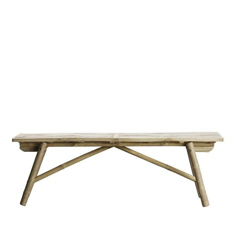 bamboo benches functional bamboo bench in scandinavian design products