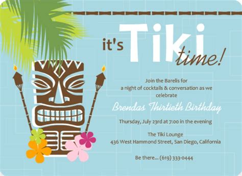 wording ideas for birthday invitations luau invitation wording ideas purpletrail luau