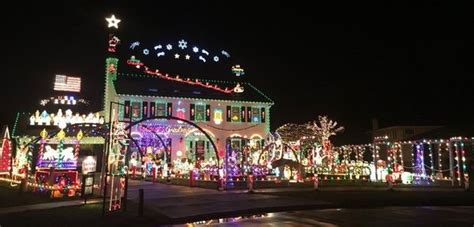 strongsville holiday lights to be featured on abc s great