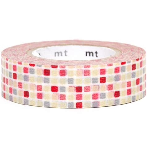 grid pattern tape mt washi masking tape deco tape with grid pattern washi