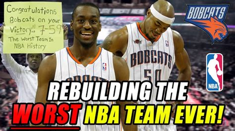 Worst Record In Mba by Rebuilding The Worst Team In Nba History 7 59 Record