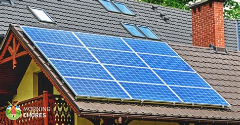 best use for solar panels at home 6 best solar panels for clean energy use at home or while