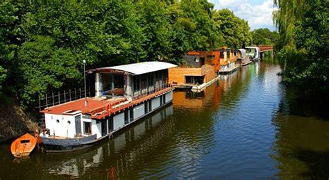 Hausboot Deutschland Wohnen by Hausboot In Deutschland Mieten