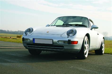 Porsche Baureihen Bersicht porsche 911 baureihe 993 der klassiker