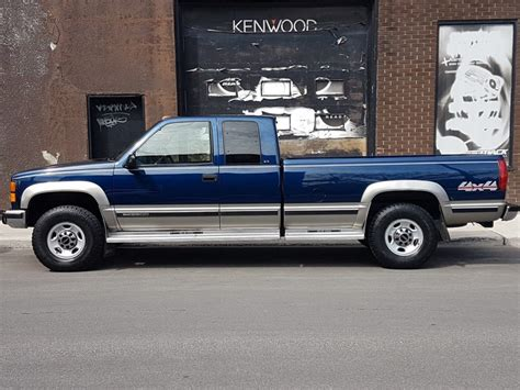 how cars run 1998 gmc 2500 club coupe user handbook well cared 1998 gmc sierra 2500 pickup for sale