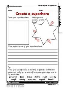 Writing Your Own Will Template by Free Printable Activity Sheet To Draw And Describe A